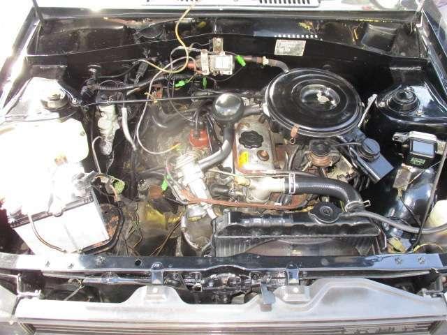 """エンジンルームもキレイです♪1.3リッター""""4K""""エンジンにワンキャブはクセも無くゴキゲンそのもの♪"""