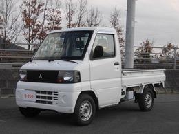 三菱 ミニキャブトラック 660 Vタイプ エアコン付 5MT 記録簿