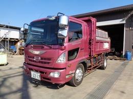 日野自動車 レンジャープロ 増トン ダンプ エンジン8000c