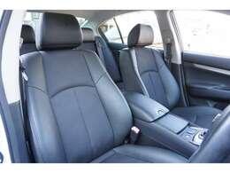 ★【黒半革パワーシート】運転席シートのコンディションをご確認下さい!!★