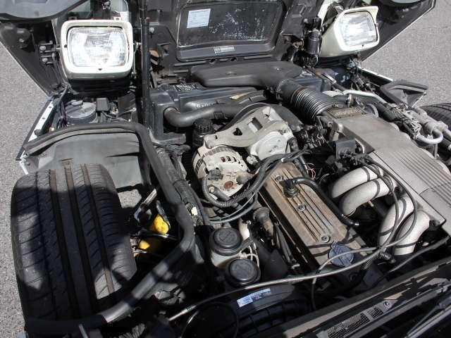 5.7リッターV8エンジン搭載!オープンカーになります♪