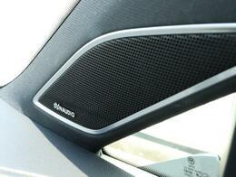 DYNAUDIO EDITIONならではのサウンドシステムが入っており、低音から高音まで幅広い音が楽しめるようになっております。