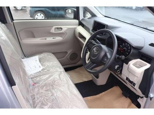 フロントシートです!お乗りになられた時のお姿を想像して下さい♪♪