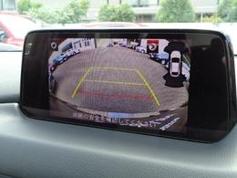 純正ならではの高画質のバックカメラ付!苦手な駐車をサポート致します!パーキングセンサーも同時に確認できて使い勝手もグッド!