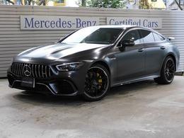 メルセデスAMG GT 4ドアクーペ 63 S 4マチックプラス 4WD AMGパフォーマンスPKG AMGカーボンPKG