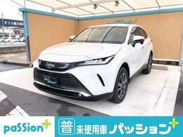 トヨタ ハリアー 2.0 G 新車未登録 ディスプレイ デジタルインナー