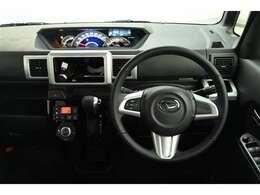 ドライバー目線の画像です。 ※オーディオレスです※