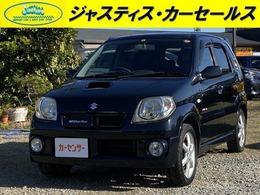 スズキ Kei 660 ワークス 5速MT車・ターボ車・純正スポーツマフラー