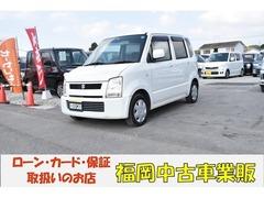 スズキ ワゴンR の中古車 660 FT 福岡県古賀市 1.0万円