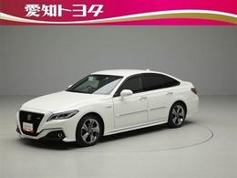 トヨタ クラウン クラウン HV 2.5 RS