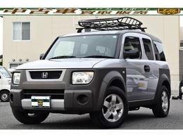 ホンダ エレメント 2.4 4WD ETC Bカメ TV視聴 4WD