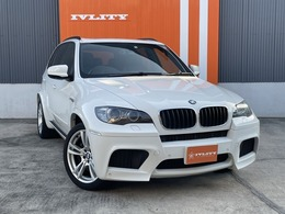 BMW X5 M 4.4 4WD ETC 電動シート バックカメラ HUD