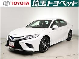 トヨタ カムリ 2.5 WS レザーパッケージ メモリーナビフルセグTV