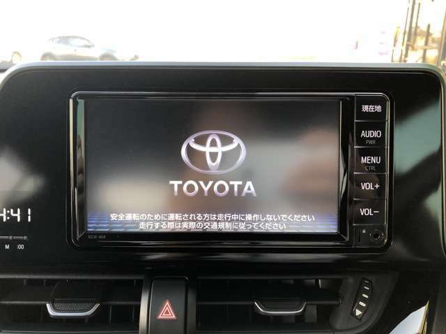 【純正7インチナビ(NSCN-W68)】AM/FM/CD/SD/BlueTooth/TV