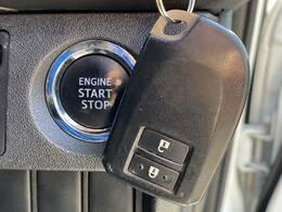 スマートキー搭載☆ドアの開閉やエンジン始動なども楽々です♪キー