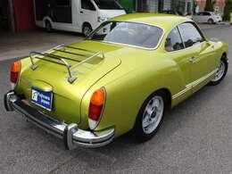 ヤナセディーラー車です。 モデル年式1973年