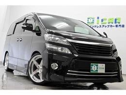 トヨタ ヴェルファイア 2.4 Z Gエディション 4WD プレミアム18SP アドミエアロ 新品20AW