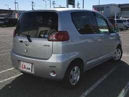 近年の小型乗用車の中でも珍しい「3ドアハッチバック」☆クセは強いですが汎用性が高く、頼りになります!