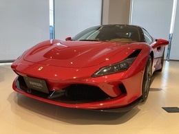 フェラーリ F8トリブート F1 DCT 新車保証継承 ディーラー車