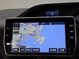 ☆純正・地デジ(フルセグ)内蔵SDメモリーナビ&バックカメラ・後席天井モニター付きです。DVD映像再生も可能です。トヨタの通信ナビT-connectです。