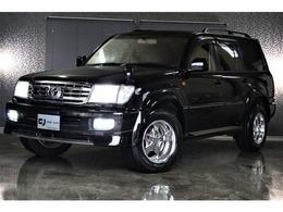 トヨタ ランドクルーザー100 4.2 VXリミテッド Gセレクション ディーゼルターボ 4WD 1ナン/新品オーバーフェンダー/新品タイヤ