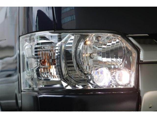 メーカーオプションのLEDヘッドライト!暗い夜道もしっかり照らします!!