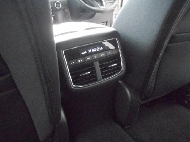 後席用の空調パネルを装備!前列とは異なる空調設定が出来るのでとっても快適御♪暑がりさんと寒がりも仲良く乗車♪