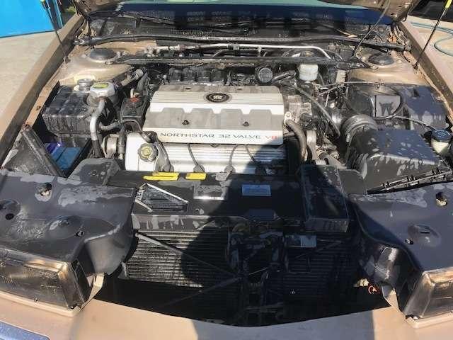 エンジン一発始動で吹けもいい、調子のいい車両です!