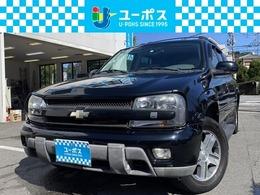 シボレー トレイルブレイザー EXT LTZ (V8) サンルーフ装着車 4WD クルコン・エアーシート・ETC