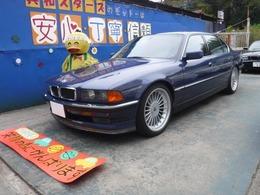 BMWアルピナ B12 5.7 スイッチトロニック ロングホイールベースボディ ワンオーナー ガレージ保管