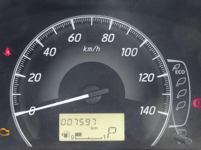 平均燃費や航続可能距離など、ドライブに役立つさまざまな情報を確認することができる、マルチインフォメーションディスプレイ♪