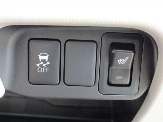 寒い季節の味方になるシートヒーター装備!!
