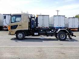 車両総重量7975kg 最大積載量3800kg