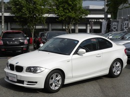 BMW 1シリーズクーペ 120i ワンオーナー キセノン ETC 取説付属品