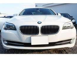 BMW523i入庫いたしました