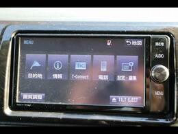 純正7型SDナビゲーション搭載★DVD再生やBluetooth等機能も充実しております。