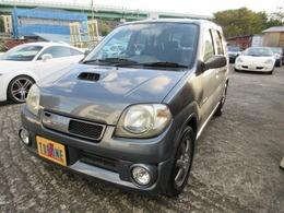 スズキ Kei 660 ワークス 4WD 5速マニュアル キーレス