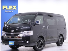 トヨタ ハイエース 2.7 GL ロング ミドルルーフ 4WD 内装架装Ver1/BIG-Xドラレコ
