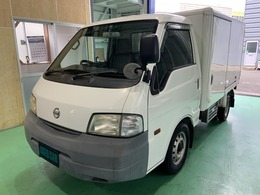 日産 バネットトラック 2.0DT 冷蔵冷凍車 中温冷蔵-5℃ ディーゼルターボ AT車