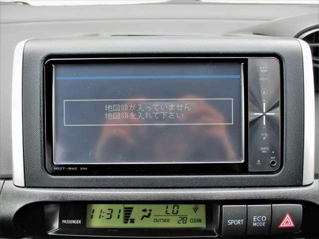 純正メモリーナビTV☆フルセグ視聴、Bluetoothオーディオ、CD・DVD再生♪