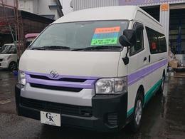 トヨタ ハイエースコミューター 2.7 DX 4WD