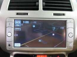 トヨタ純正 SDナビゲーションを搭載。NSDN-W59。サイズ等合えば現在お使いのナビを移設することも可能です。
