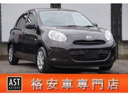 日産 マーチ 1.2 12S Vパッケージ AUX・CD・FM/AM・キーレス・ABS・パワステ