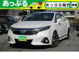 トヨタ SAI 2.4 G 純正メモリーナビ ETC クルコン