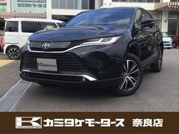 トヨタ ハリアー 2.0 G パワーシート・電動リアゲート・クルコン