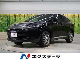 トヨタ ハリアー 2.0 プレミアム SDナビ バックカメラ LEDライト