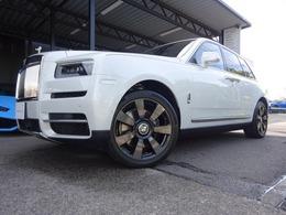 ロールスロイス カリナン 6.75 4WD D車 1オナ ローンチPKG  リアセパレート