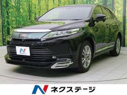 トヨタ ハリアー 2.0 プレミアム BIGX9型ナビ サンルーフ TRD 禁煙