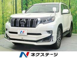 トヨタ ランドクルーザープラド 2.7 TX 4WD サンルーフ 9型ナビ モデリスタ 禁煙車
