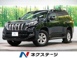 トヨタ ランドクルーザープラド 2.8 TX Lパッケージ ディーゼルターボ 4WD モデリスタエアロ サンルーフ 社外ナビ